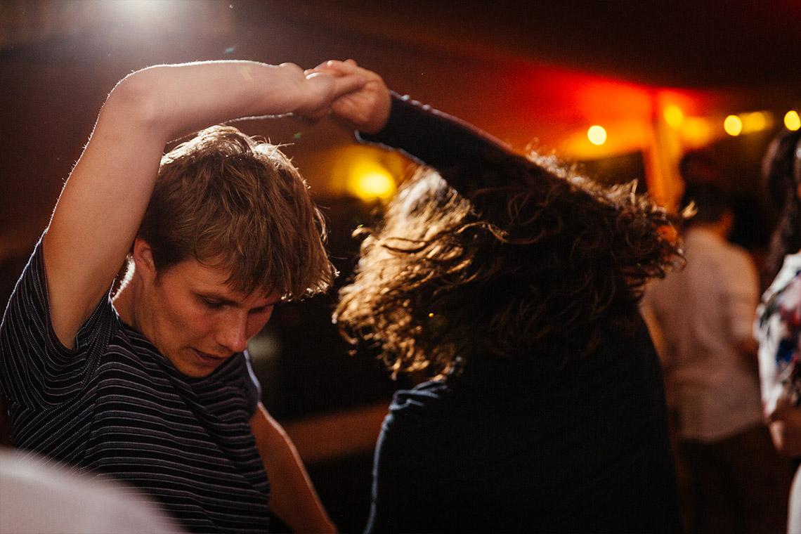 Aubrey & Rob by Bob Janssens
