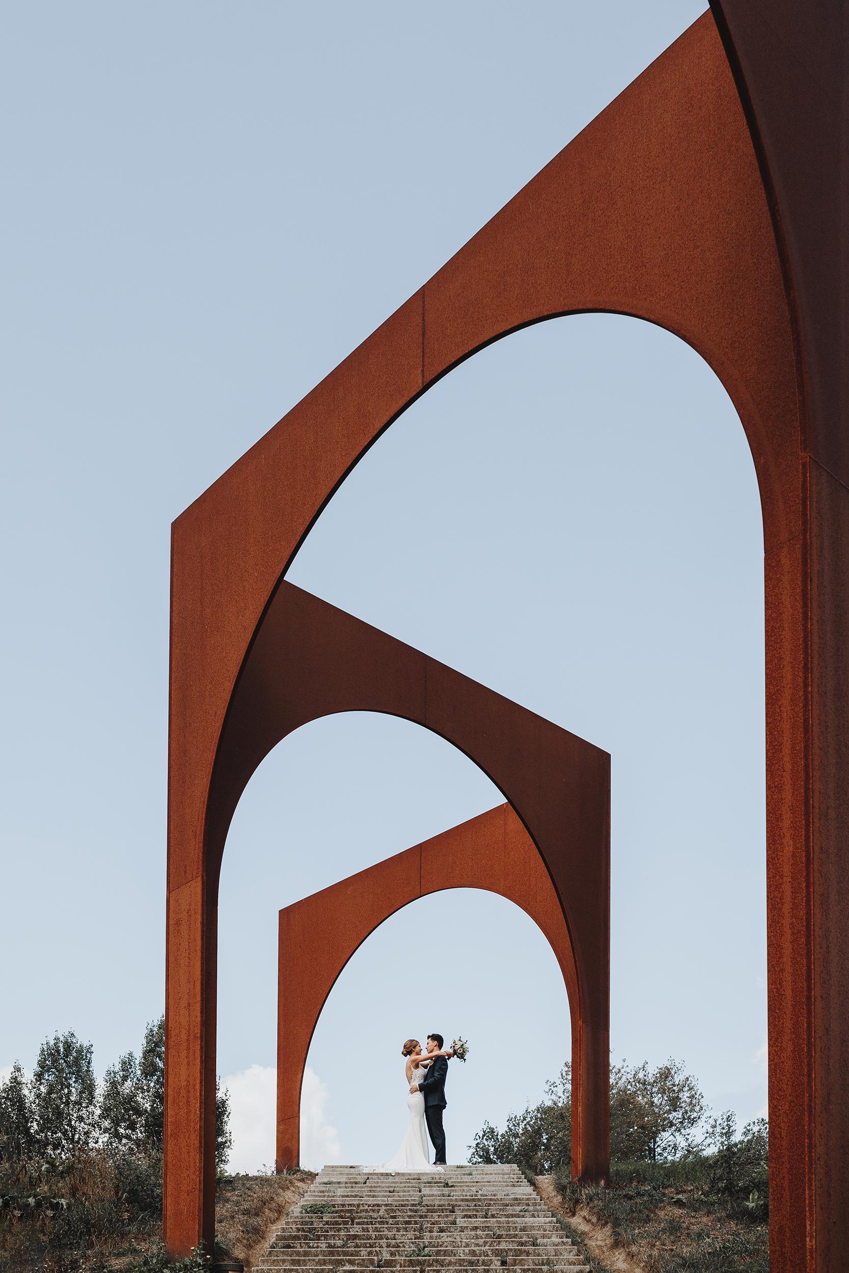 Aline & Raf by Bob Janssens