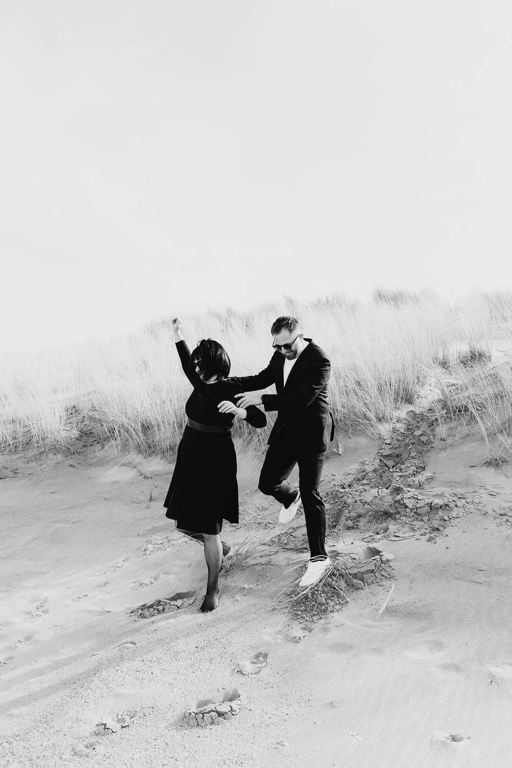 Ruth & Kurt by Bob Janssens
